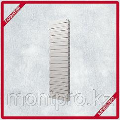 Радиатор биметаллический Royal Thermo - PIANOFORTE TOWER 22секц белый