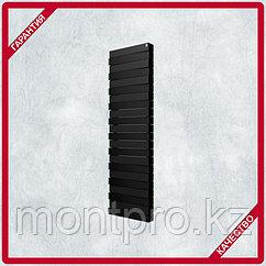 Радиатор биметаллический Royal Thermo - PIANOFORTE TOWER 22секц черный