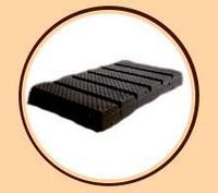 Глазурь в плитках темная 2,5 кг Хильсан