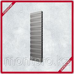 Радиатор биметаллический Royal Thermo - PIANOFORTE TOWER 22секц серебро
