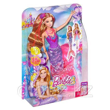 Barbie Русалка из серии Потайная дверь BLP24