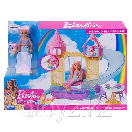 Barbie Набор игровой Dreamtopia с русалочкой Челси FXT20