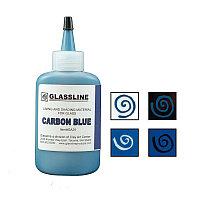 Краска для фьюзинга Glassline синяя, 56гр.