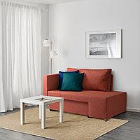 ГРЭЛЛЬСТА 2-местный диван-кровать, Сандсбру оранжевый, фото 1