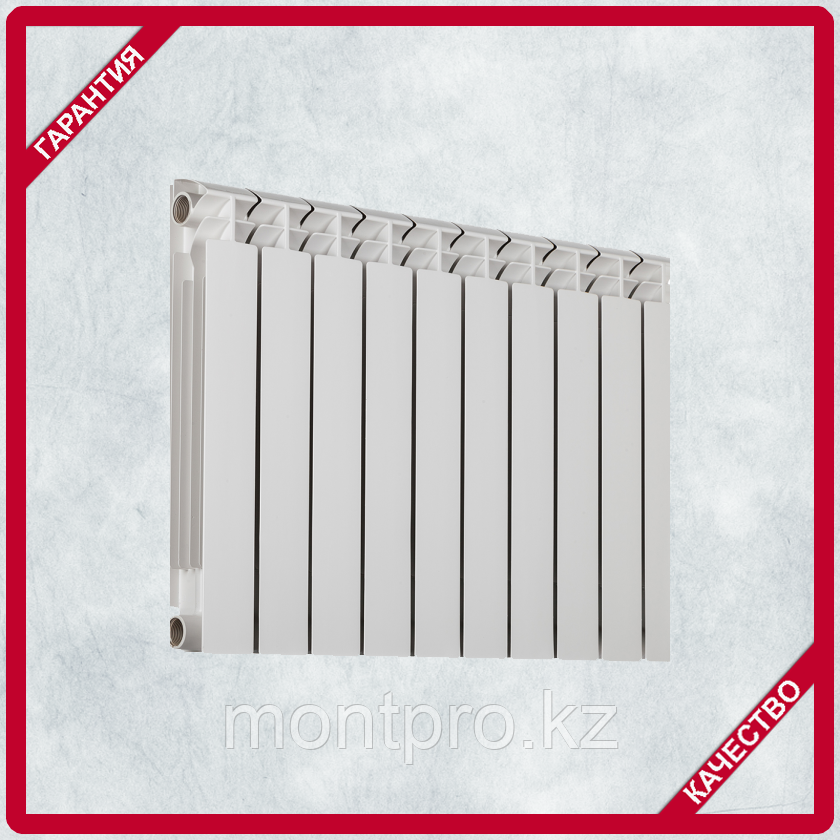 Радиатор биметаллический Ресурс 500/100