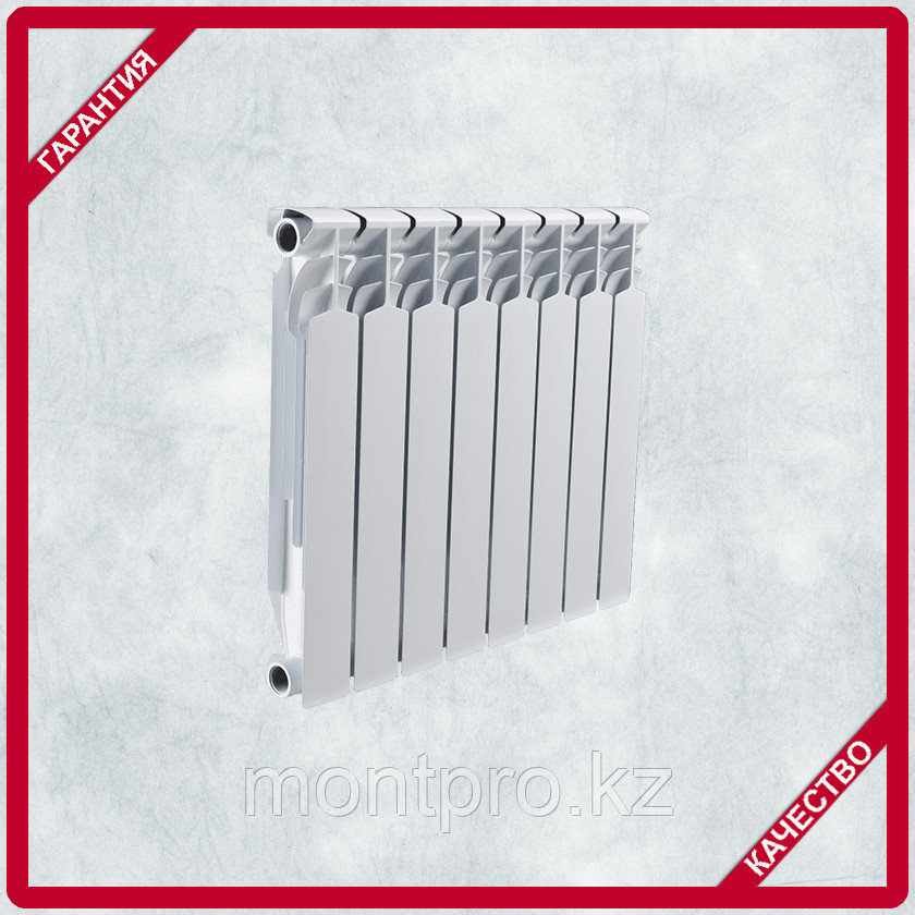Биметаллический радиатор Гарант 500/100  (10 секц)