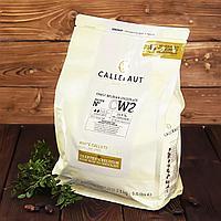 Белый шоколад Callebaut 25,9% (нат. ваниль) 2,5кг