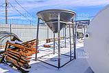 Растариватель биг-бегов цемента РМК-2М, фото 3