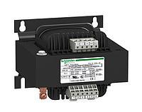 Защитный и изолирующий трансформатор 2x115В  400 В•А