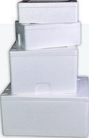 Термобокс, термоконтейнер, объем 6 л., фото 1