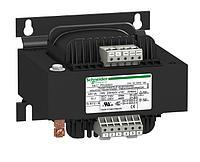 Защитный и изолирующий трансформатор 2x115В  630 В•А