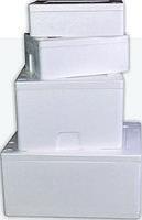 Термобокс, термоконтейнер, объем 36 л.