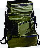 Термобокс, термоконтейнер, объем 50 л., в комплекте с сумкой