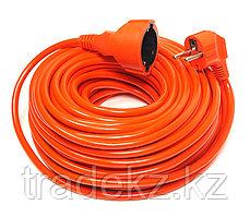 Удлинитель электрический PowerPlant 25 м, 3 х 1.5 мм2, 10А