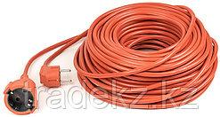 Удлинитель электрический PowerPlant 40 м, 3 х 1.5 мм2, 10А
