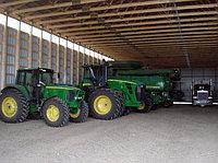 Строительство ангаров для сельхоз техники