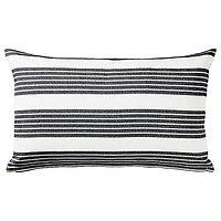 Чехол на подушку МЕТТАЛИСЕ 40x65 темно-серый ИКЕА, IKEA, фото 1