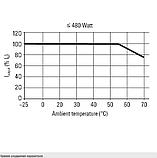 Блок питания PRO ECO 72W 12V 6A, 1-фазный, фото 3