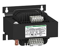 Защитный и изолирующий трансформатор 2x115В  1600 В•А