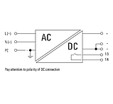 Блок питания PRO ECO 240W 48V 5A, 1-фазный, фото 2