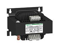 Защитный и изолирующий трансформатор 2x115В  2500 В•А