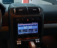 Штатное головное устройство для Porsche Cayenne Android
