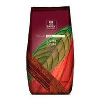 Алкализованный какао порошок Extra Brute 1 кг. Cacao Barry