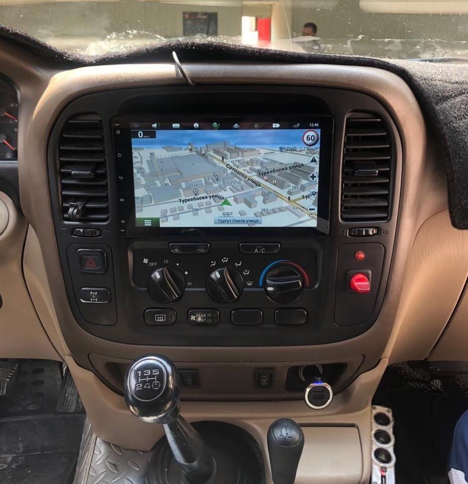 Автомагнитолы Toyota Land Cruiser 100 GX