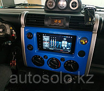 Автомагнитола Toyota FJ Cruiser Android MacAudio