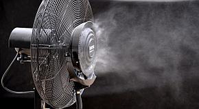 Вентилятор с водяным распылением YT-540Z, фото 3