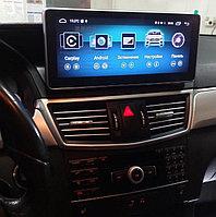 Магнитола Mercedes-Benz w205 / w212 C class, android