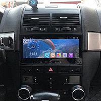 Штатное головное устройство Volkswagen Touareg T5 Android Autoline