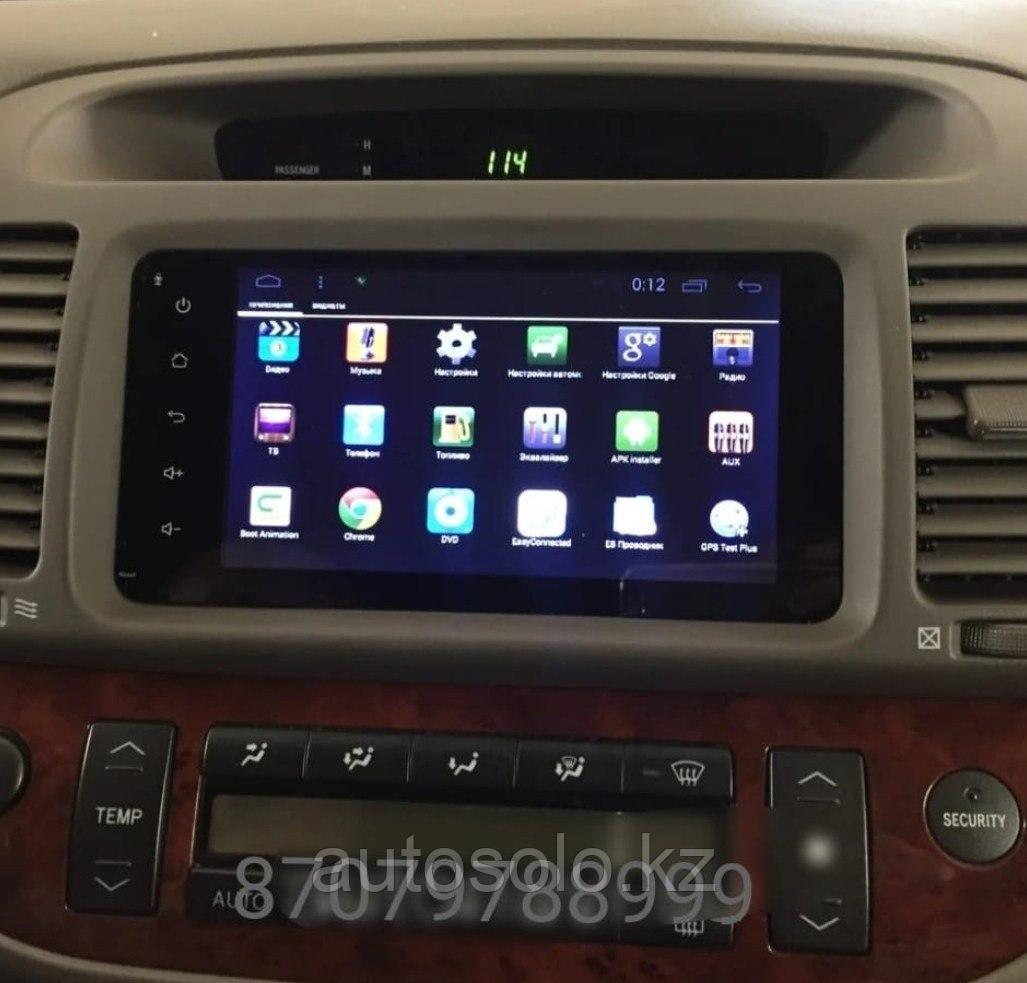 Toyota Camry 30/35 2002-2006 ANDROID
