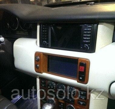 Range Rover 2007-2012гг Android