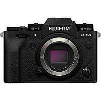 Цифровой фотоаппарат Fujifilm X-T4 Black Body - ГАРАНТИЯ 2 ГОДА