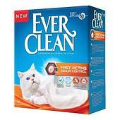 Комкующийся наполнитель Ever Clean Fast Acting, мгновенный контроль запахов - 10 л