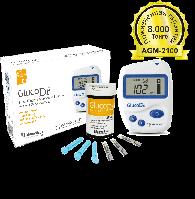 Глюкомтеры GlucoDr AGM-2100, в комплекте 25 тест полосок обращайте внимание