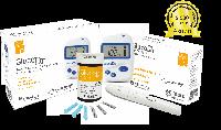Тест-полоски GlucoDr (AGM-2100) № 50 Южная Корея. [Код : 8, Срок годности до март 2022 года]