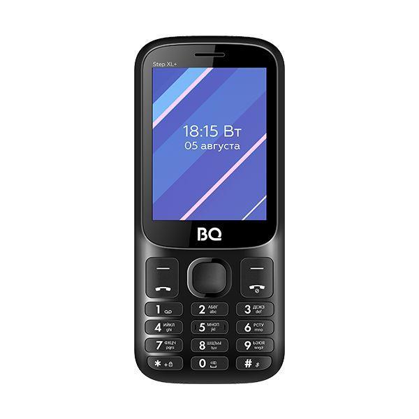 Мобильный телефон BQ-2820 Step XL (Черный)