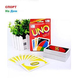 """Настольная карточная игра """"UNO"""" (от 2 до 10 игроков)"""