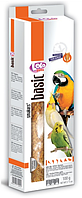 Лакомство для птиц Сенегальское просо в колосьях, Lolo pets - 100 г