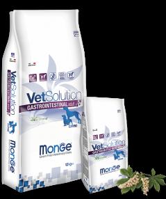 Корм беззерновой Monge VetSolution Gastrointest при гастроэнтерологических патологиях у собак - 1 кг