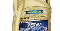 Трансмиссионное масло RAVENOL MTF-3 75W 1литр