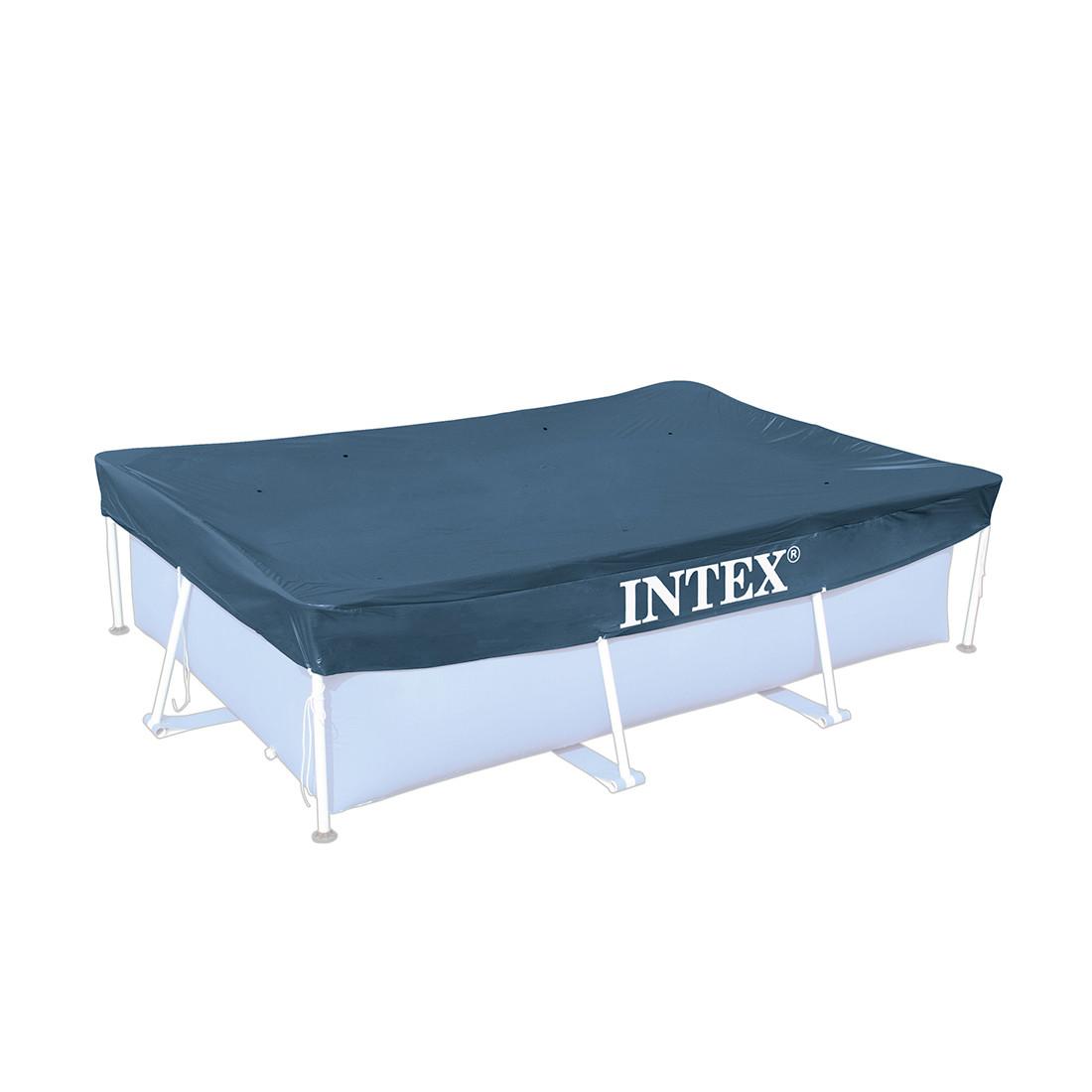 Тент для каркасных бассейнов размером 300 х 200 см, INTEX, 28038