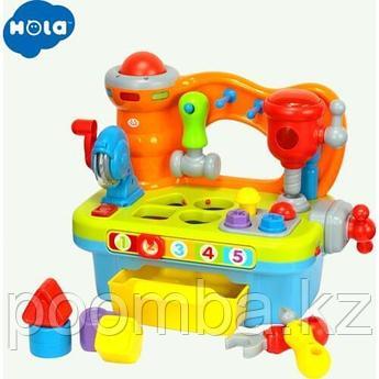 Верстак с инструментами - Развивающая игрушка