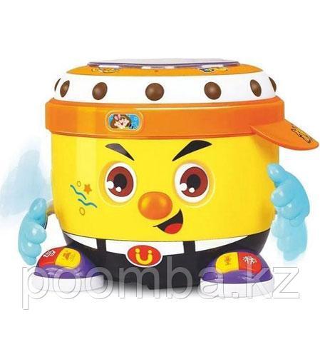 Веселый барабан- Развивающая игрушка