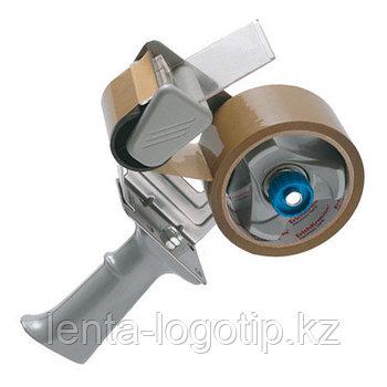 Диспенсер для скотча Серый 75 мм