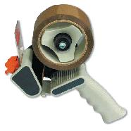 Диспенсер для скотча Серый 75 мм, фото 2