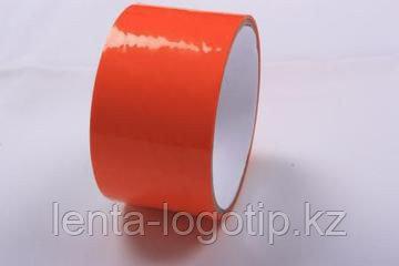 Скотч разноцветный Оранжевый скотч