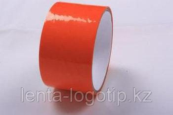 Скотч разноцветный Оранжевый